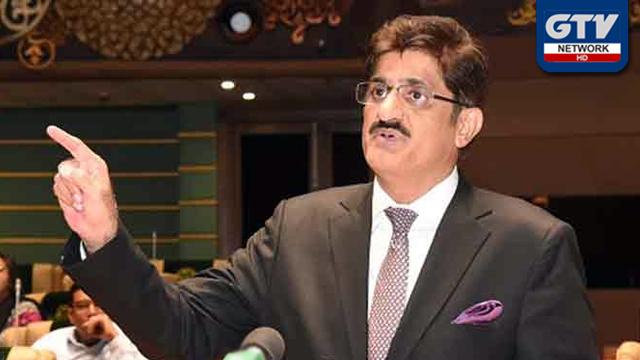 وزیر اعلیٰ سندھ دہشتگرد