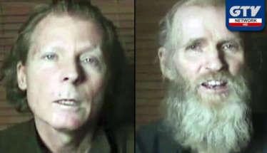 طالبان آسٹریلوی اور امریکی پروفیسر