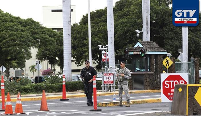 پرل ہاربر پر امریکی نیوی اہلکار کی فائرنگ سے 2 افراد ہلاک