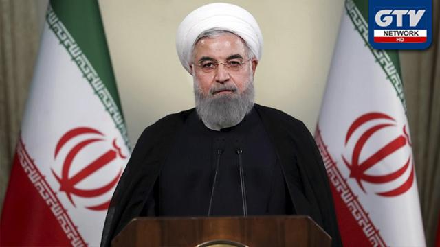 امریکا پابندیاں ختم کرے تو مذاکرات کی بحالی کے لئے تیار ہیں : ایرانی صدر