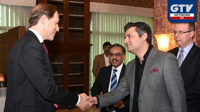 پاکستان اور روس کے درمیان دو طرفہ سرمایہ کاری پر مذکرات کا آغاز
