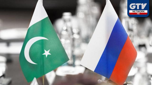 نئے اقتصادی باب کا آغاز : روس کا 64 رکنی اعلیٰ سطح کا وفد پاکستان پہنچ گیا