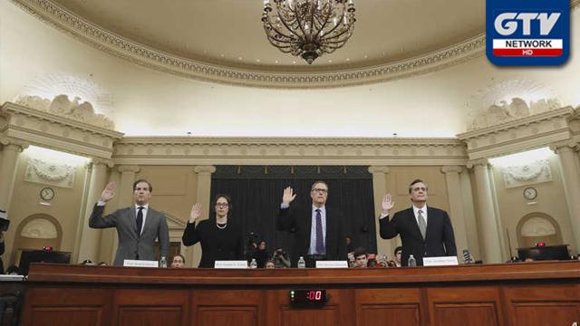 امریکی صدر کے مواخذے کی کارروائی، تین آئینی ماہرین کے ٹرمپ خلاف بیانات