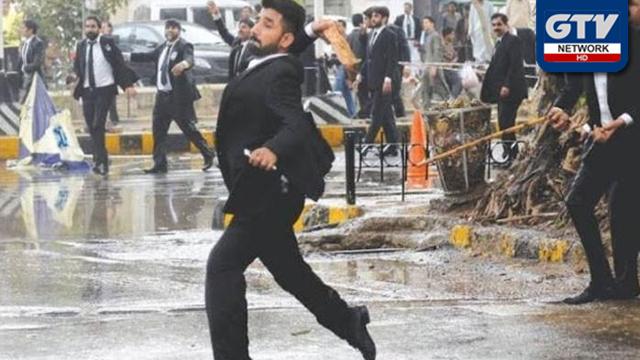 پنجاب میں وکلاء کی غنڈہ گردی کے بعد کراچی کے وکلاء کی بھی ڈاکٹرز کو دھمکی