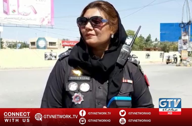 ٹریفک پولیس سارجنٹ