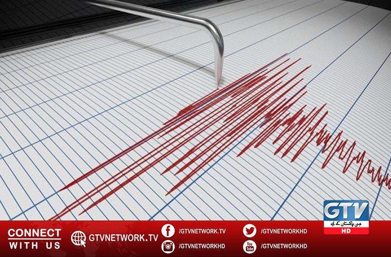 زلزلے کے