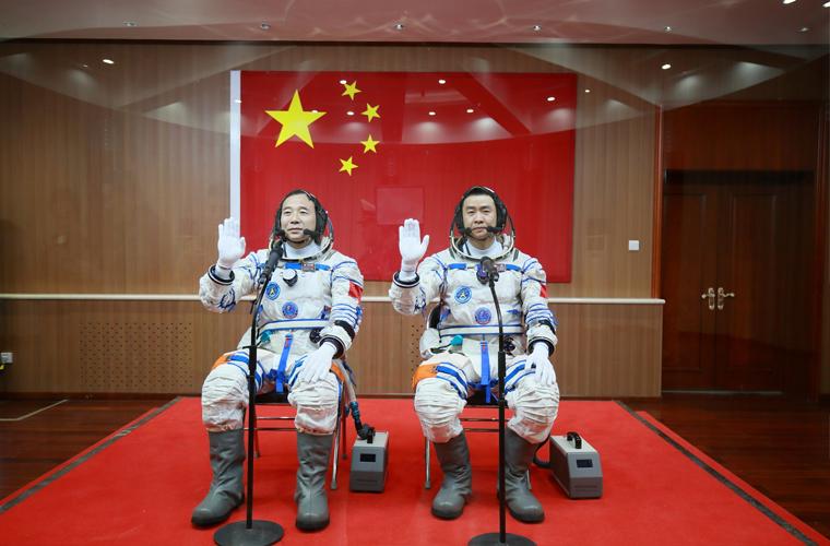 چین کا خلا ئی مشن کامیاب