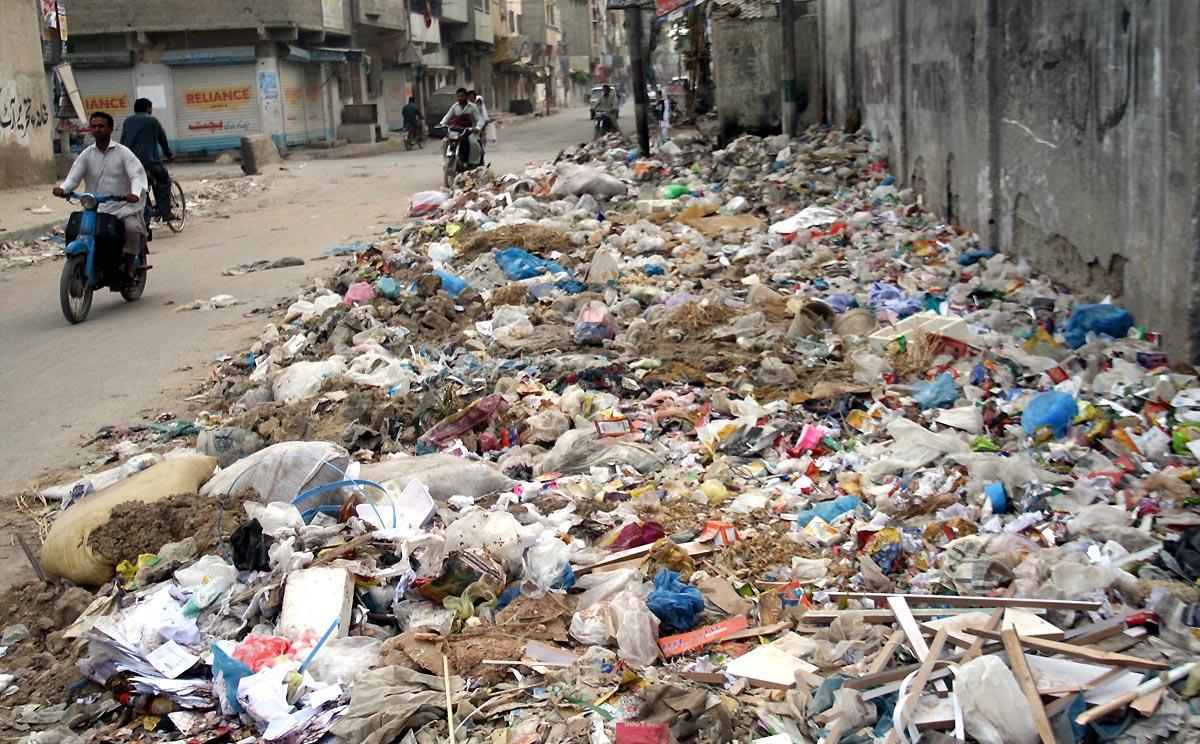 karachi problem
