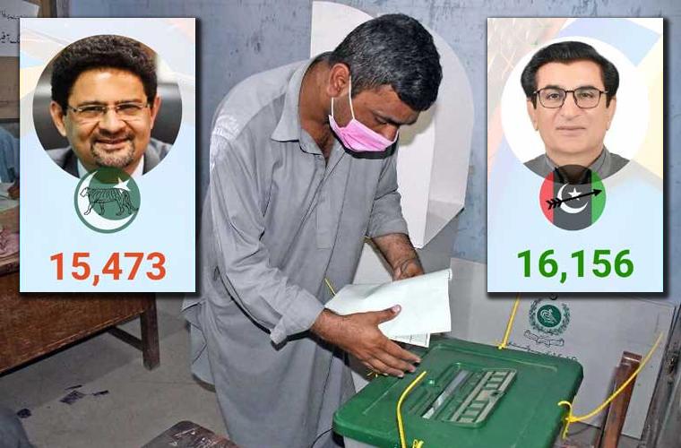 ووٹوں کی دوبارہ گنتی