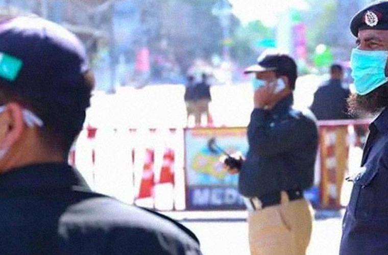 سندھ پولیس کو بھی
