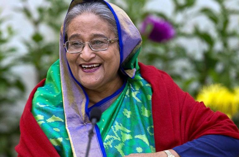 بنگلا دیش کی وزیر اعظم