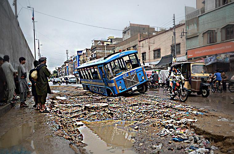 کراچی کے مسائل