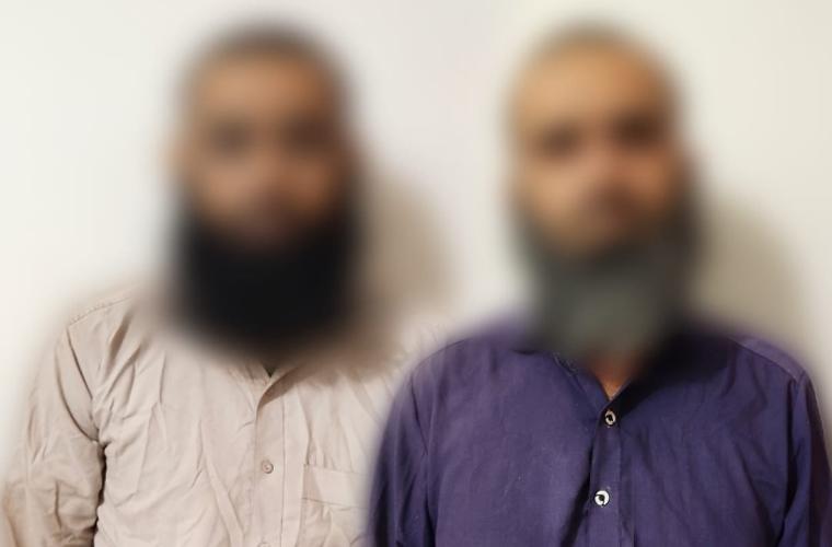 دو دہشتگردوں