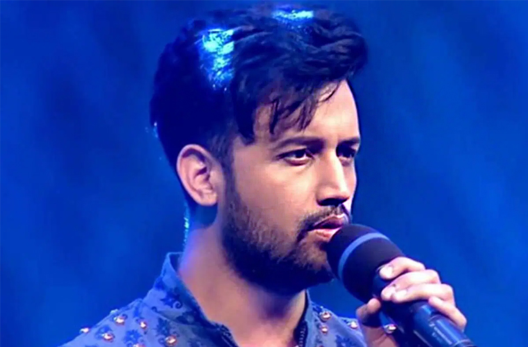 I wanted to be a cricketer, famous singer Atif Aslam