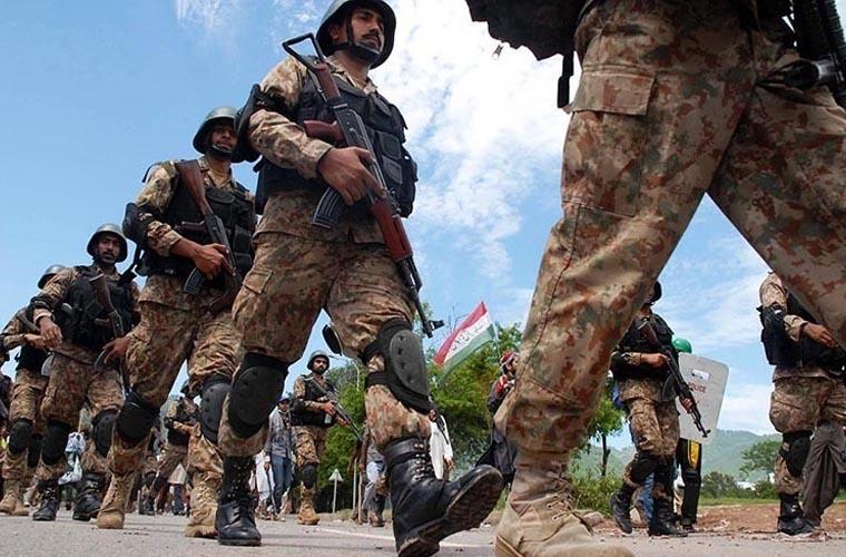پاک فوج سندھ