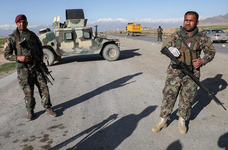 افغانستان کو غیر