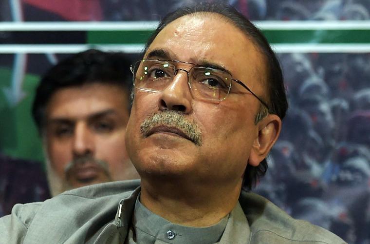 زرداری لاہور
