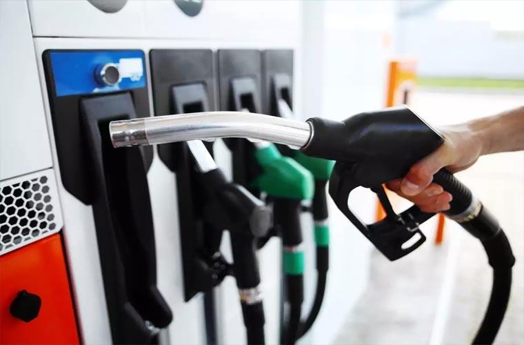 پیٹرول کی قیمت