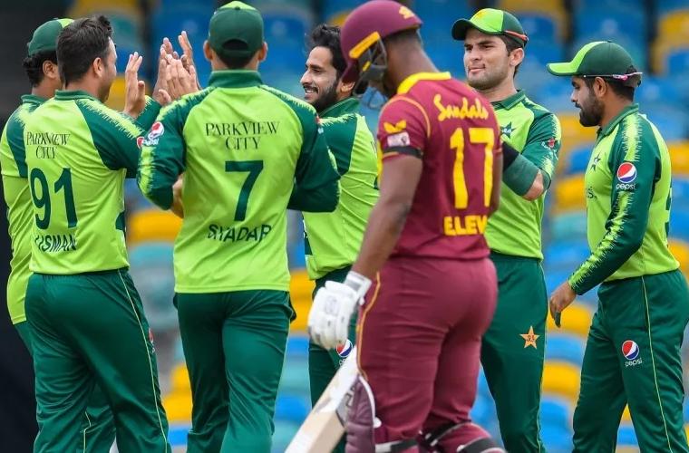 پاکستان اور ویسٹ انڈیز کے درمیان دوسرا ٹی ٹونٹی میچ آج ہوگا